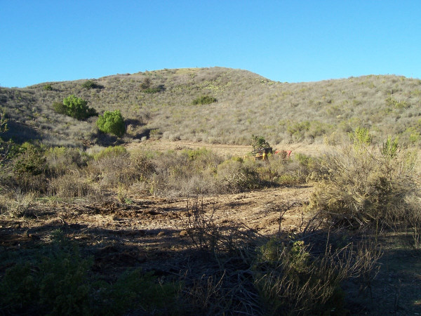 Balcom Canyon - Before